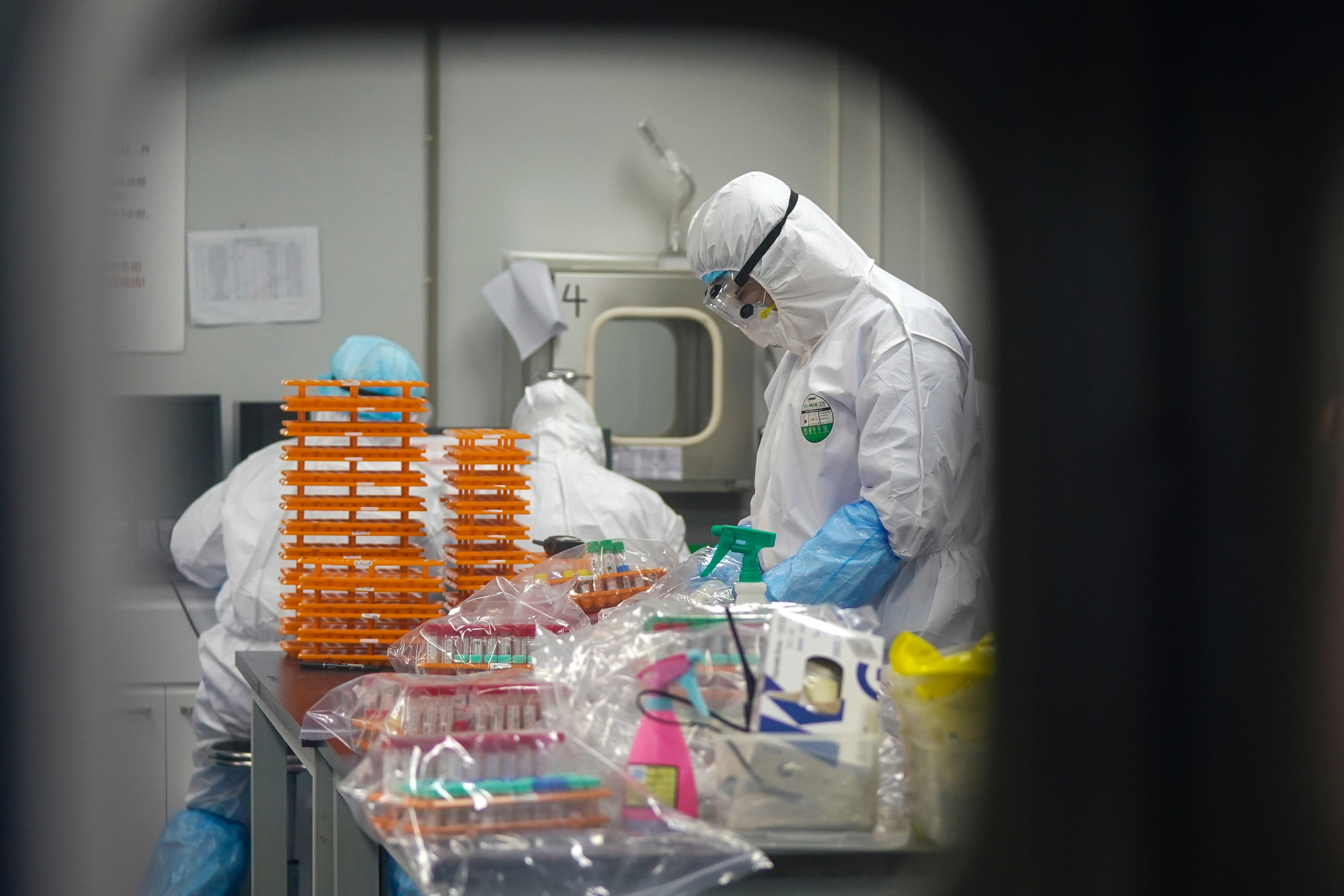 Chinese authorities continue to obstruct world's ability to get answers on virus 2