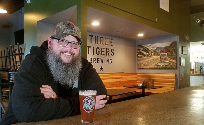 A scholarship in Patrick Gangwer's name will be given to a student seeking a degree in brewing.
