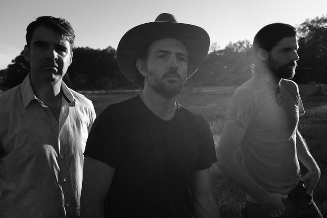 The Avett Brothers will be in concert Aug. 8 out on the new Resch Plaza.