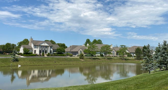 Albany Woods, located near James Way in Marion, offers single-family homes and condos in the Marion area. It continues to expand its footprint on the 40-acres of land it occupies.
