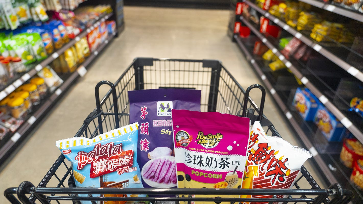 Here are 5 things to buy at Chandler's new Asian grocery store 99 Ranch Market