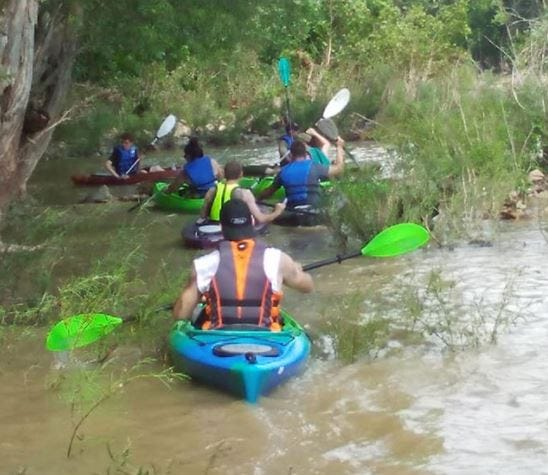 The Sandusky River will have a few more kayakers with the start of Ghoul Runnings, a new business that launched last week.