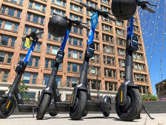 HOPR has deployed a fleet of pedal and electric bikes as well as scooters starting Friday, June 4 through Rochester and its suburbs.