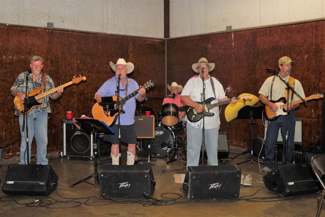 J. Rodney Dunn and the Lost Frijoles Band.