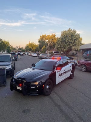 Visalia police investigated a marijuana grow being tended by a woman who is accused of leaving her toddler inside a hot car.