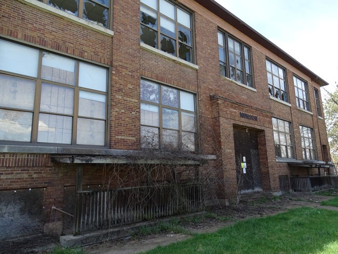The Munson Elementary School at 109 Brighton Blvd. closed in 2005. There is new interest in repurposing the building to use for affordable housing.