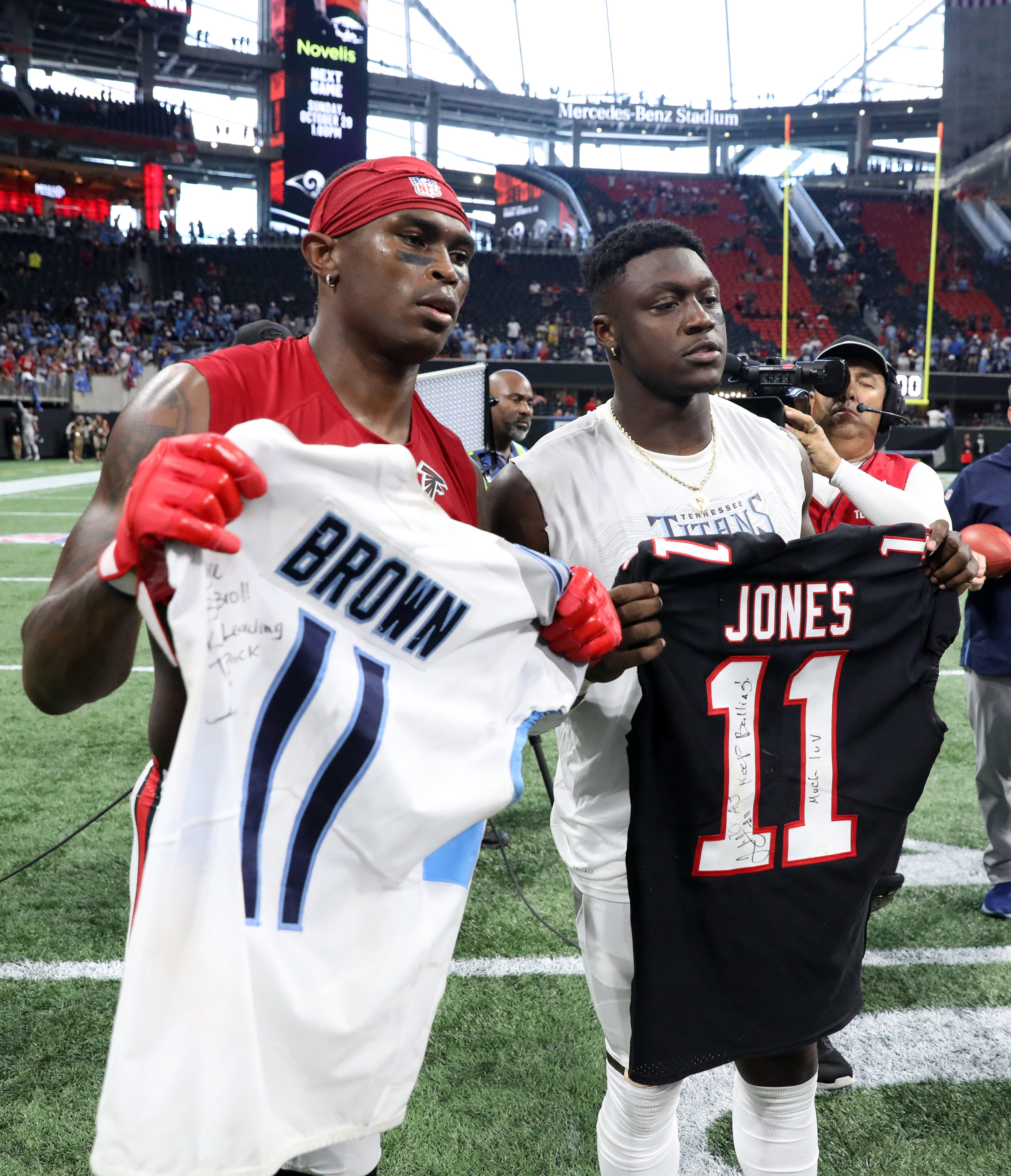 Opinion: How many teams can reasonably trade for Falcons WR Julio Jones? It may only be a half-dozen