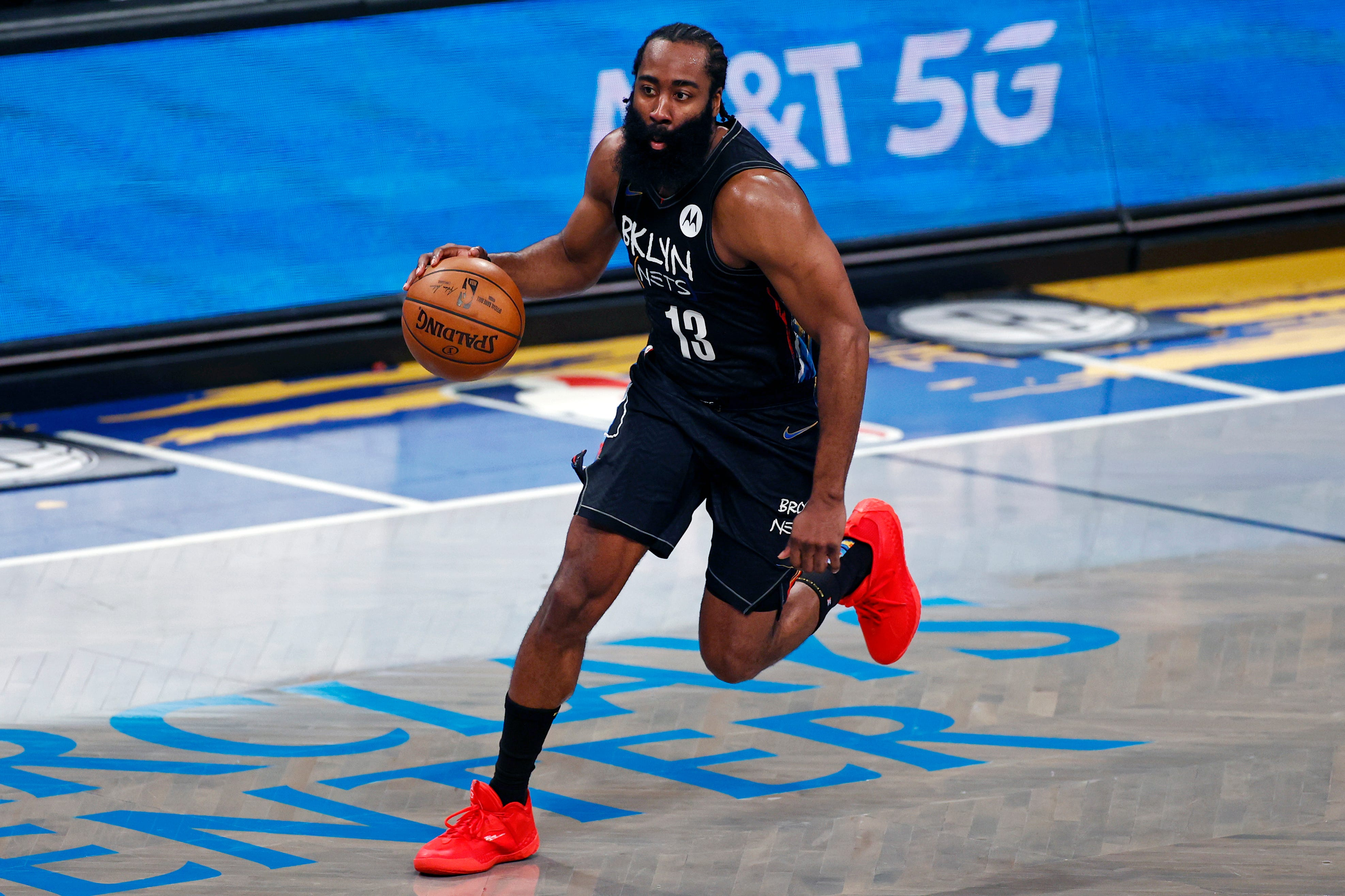 James Harden is the Brooklyn Nets' Most Important Player in series vs. Milwaukee Bucks