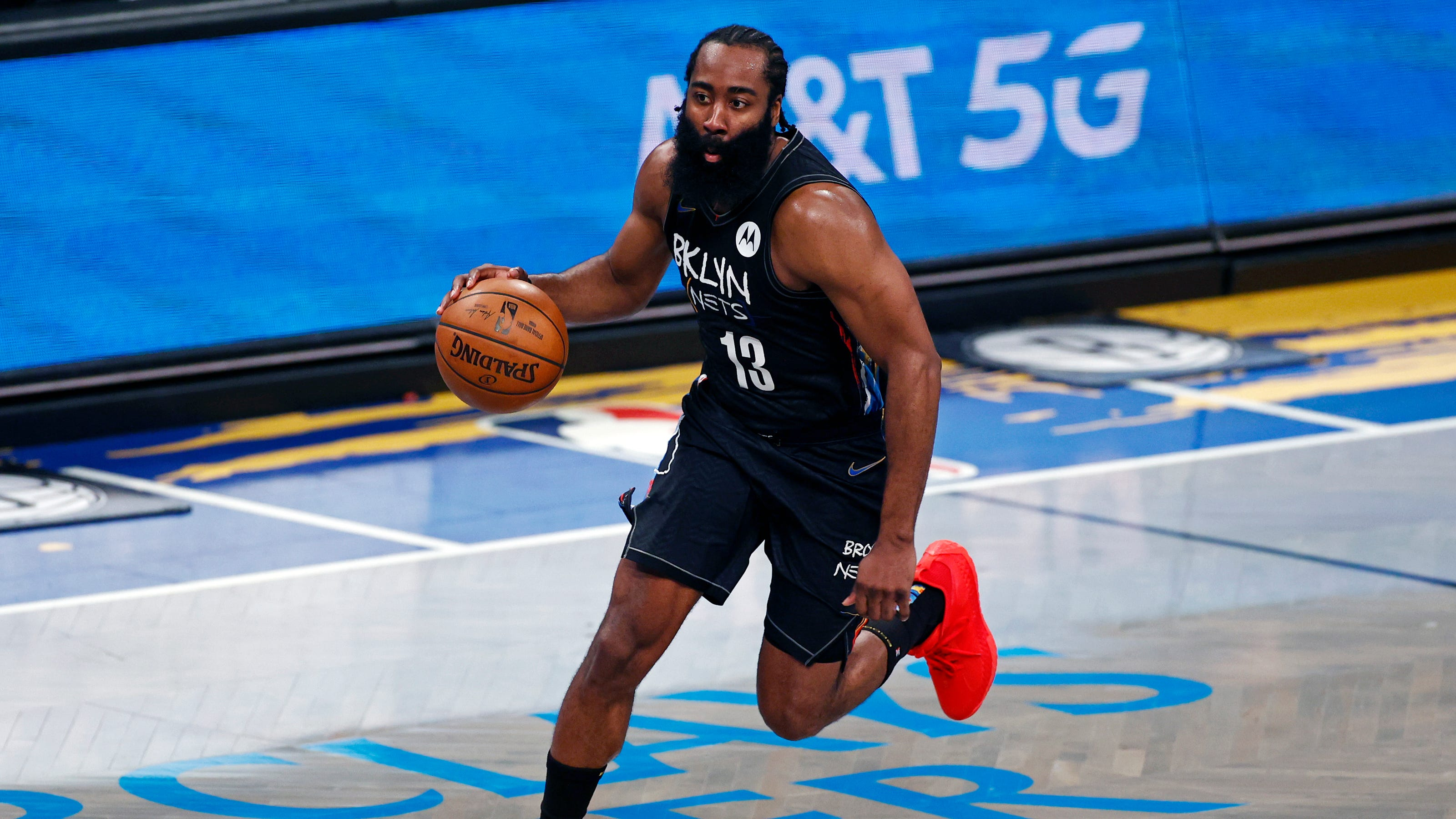 Nets have Big 3, but James Harden emerging as Most Important Player