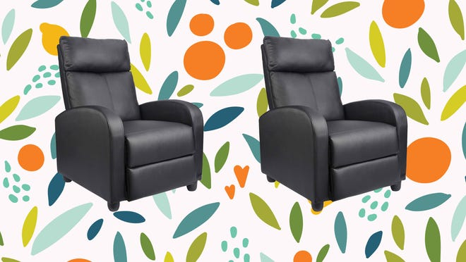 Homall's recliner chair has won thousands of rave ratings—and it's on sale for under $150 now.