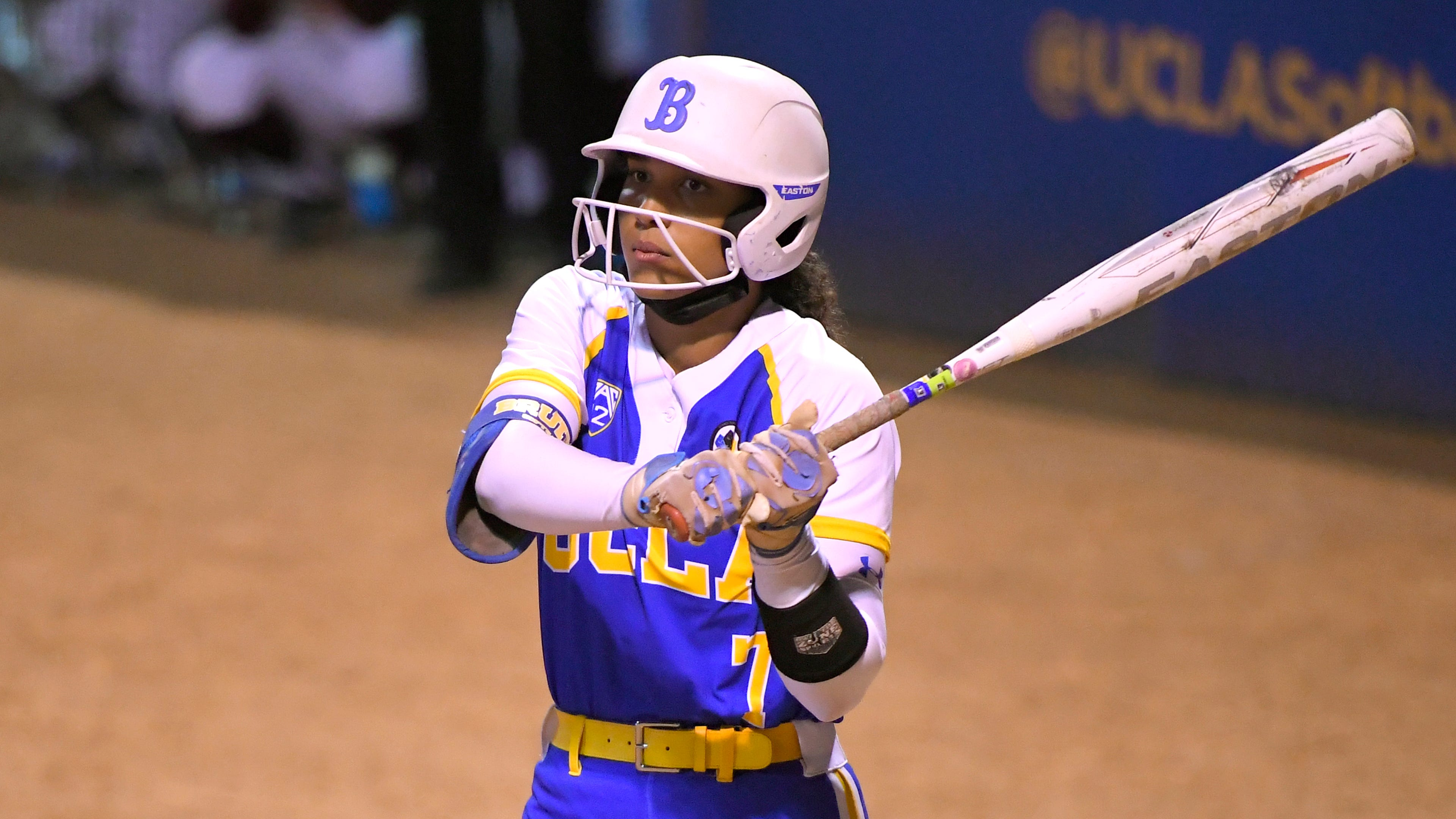 Five things to know about UCLA softball's Maya Brady: Yes, she's related to the Super Bowl guy