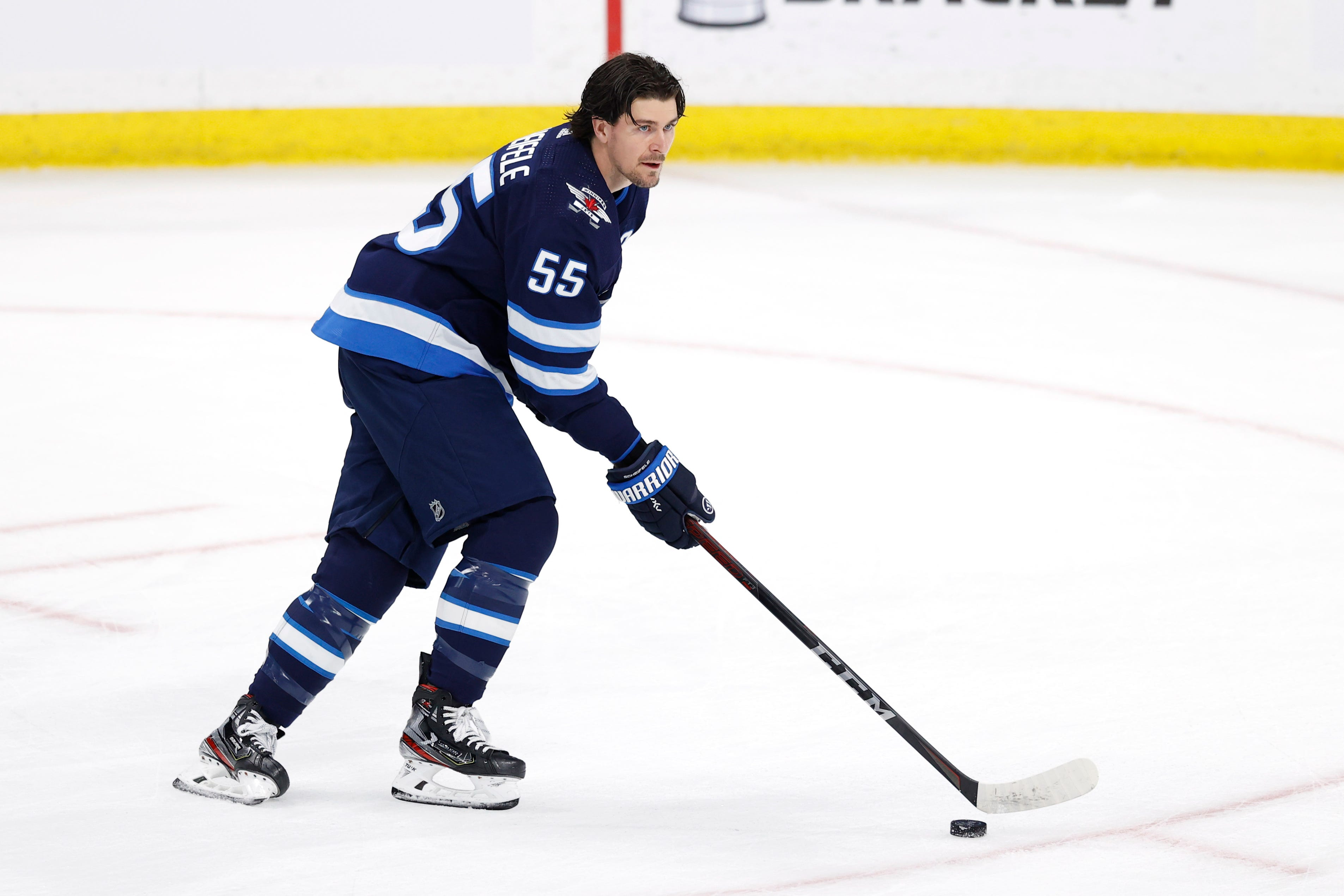 Jets' Mark Scheifele says family members received hateful messages after hit on Canadiens' Jake Evans