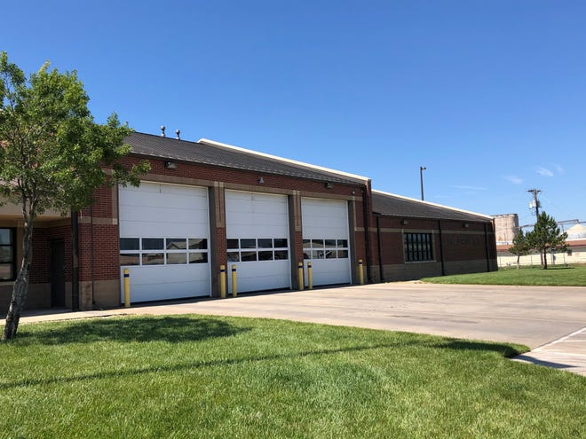 Amarillo Fire Department's Fire Station No. 7
