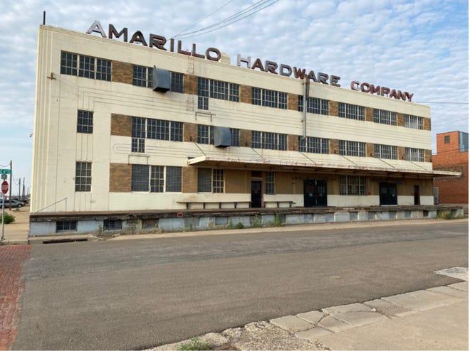 Amarillo Hardware Building