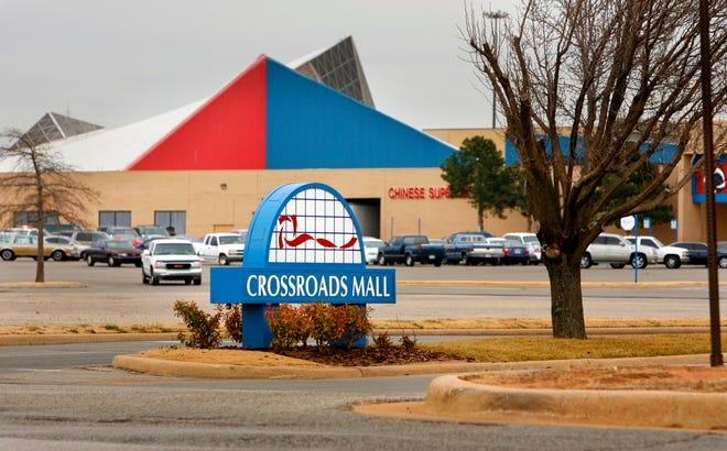 Crossroads Mall as seen in 2009.