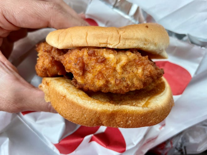 A Chick-fil-A, pop-up, drive through venue will open one a week in Fond du Lac, beginning this Thursday.
