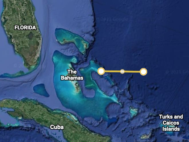 A Providence woman was reported missing Wednesday after falling from a boat east of the Bahamas while sailing from Puerto Rico to Maryland. On Saturday, the Coast Guard suspended the search for Britt Taylor.