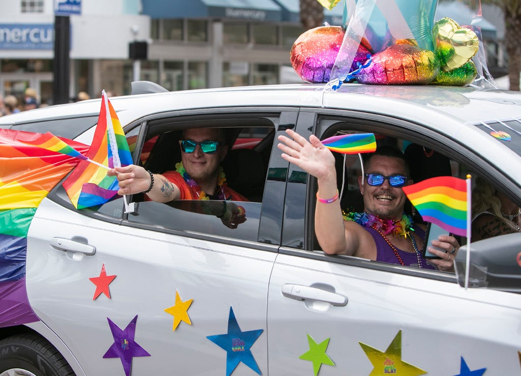 'There's no one way to celebrate': How to mark Pride month, virtually and in-person