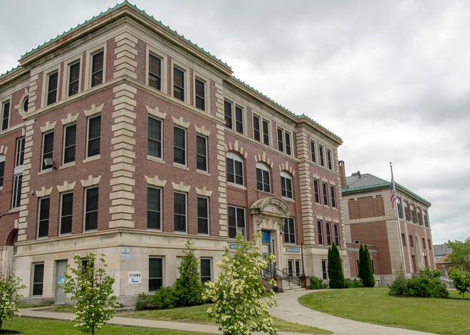Goddard School of Science & Technology on Richards Street.