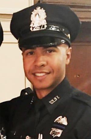 """Worcester Police Officer Enmanuel """"Manny"""" Familia"""