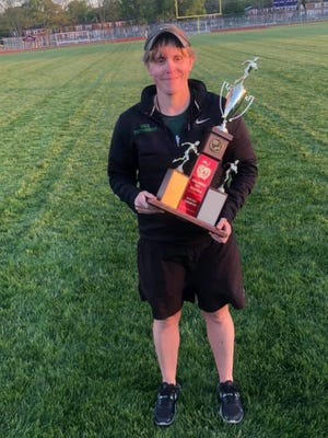 Northland assistant girls track and field coach Maureen Kennedy died unexpectedly at her home May 30. She was 42.