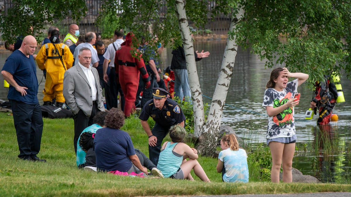 Mass. officer drowns trying to save teen who also died 3