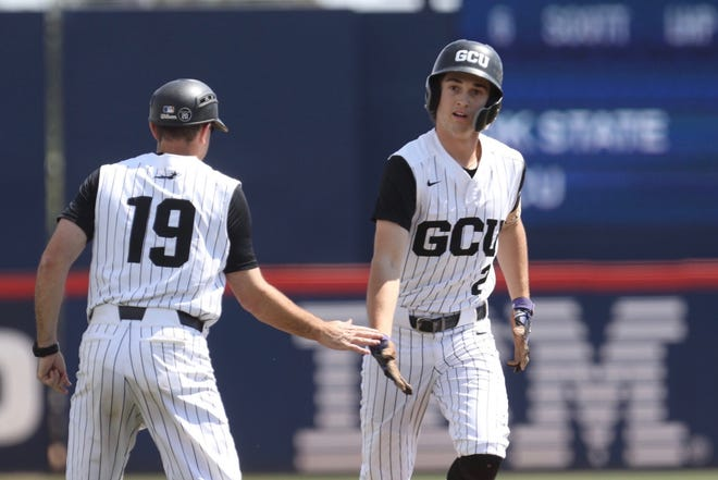 Grand Canyon baseball was eliminated from the NCAA regionals Saturday by Oklahoma State.