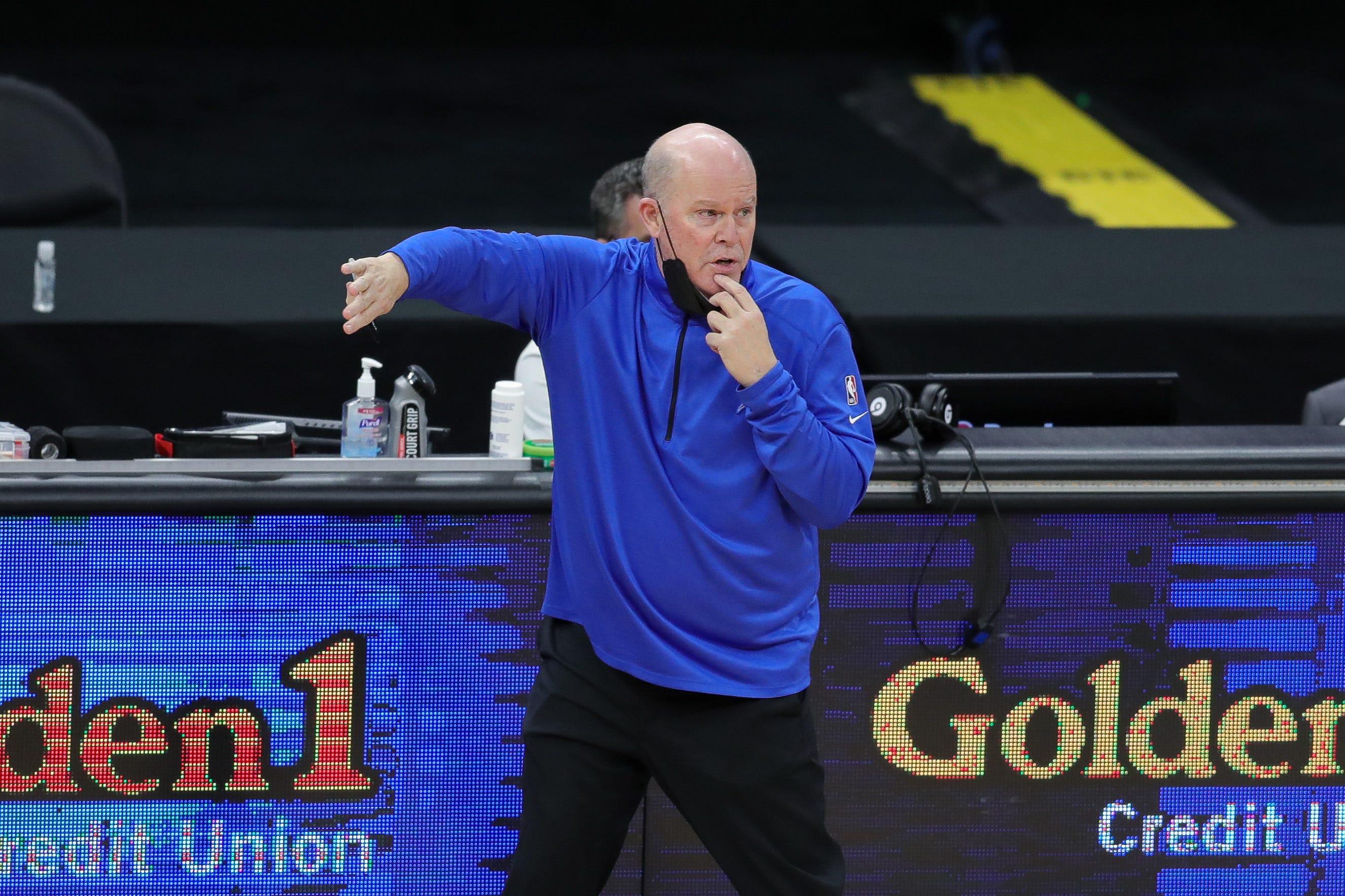 Steve Clifford out as Magic head coach as Orlando enters rebuild