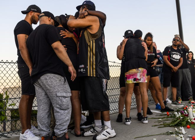 Family demands accountability after police shootout