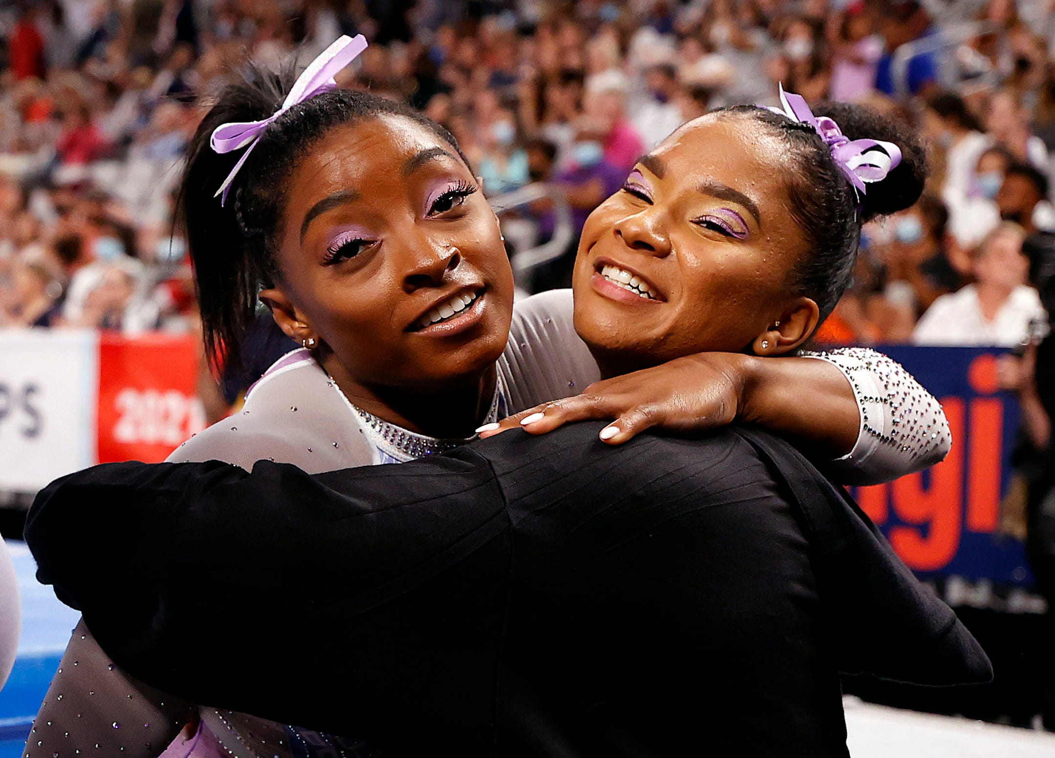 Simone Biles is a lock for U.S. Olympic gymnastics team. Who will join her?
