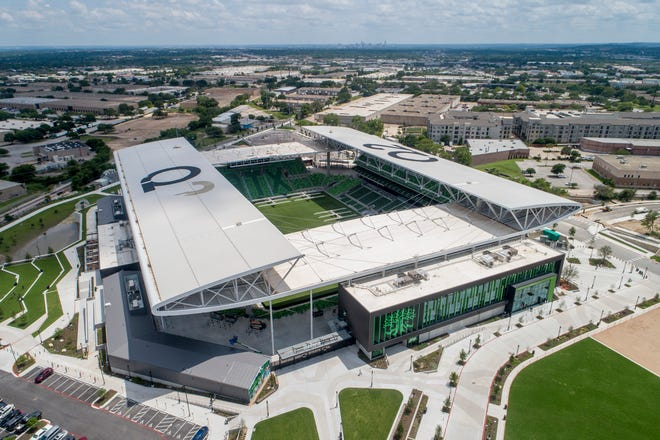 Q2 Stadium, the home of Austin's new Major League Soccer team, Austin FC, will face its first test of getting 20,000 soccer fans in and out Wednesday when the U.S. women's national team plays there against Nigeria's women's national team.