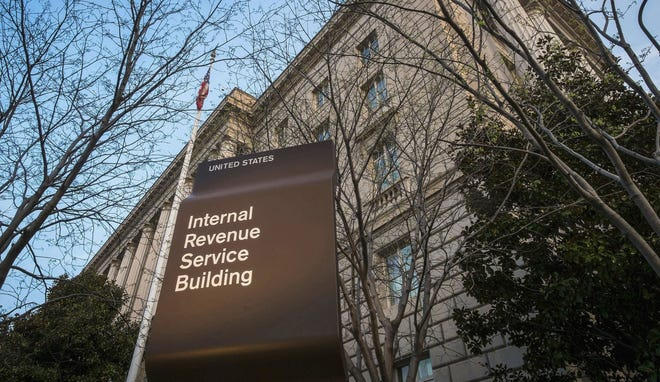 The Internal Revenue Service plans to send its first refunds this week to workers who paid taxes on unemployment benefits in 2020.
