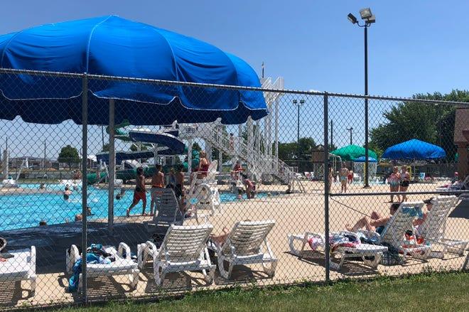 TheSleepyEyeFamily Aquatic Center opened for the season Sunday, June 6.