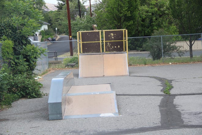 The Yreka Skatepark will soon have a new halfpipe installed in July.