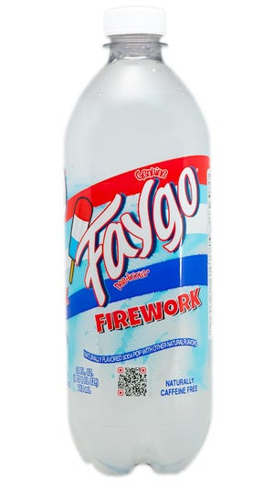 Firework is the newest flavor from Faygo.