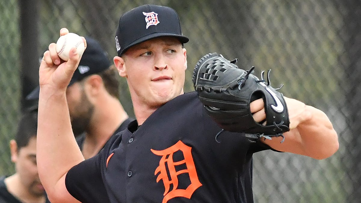 Tigers prospect Matt Manning hits 'little bump in the road' at Triple-A Toledo 1