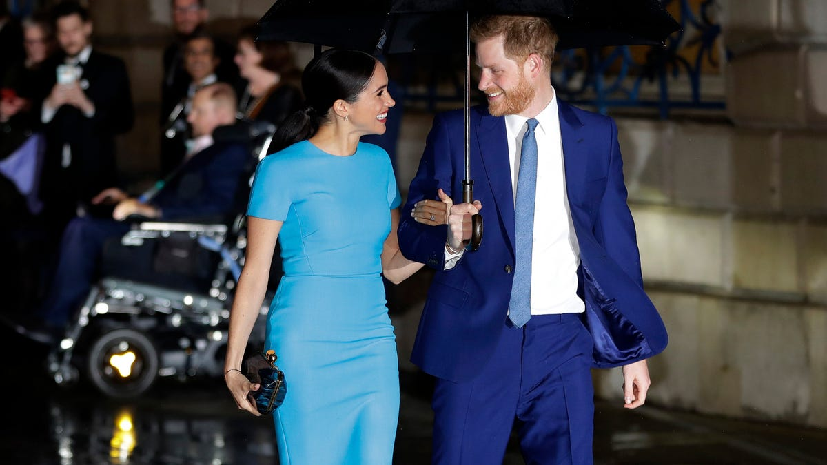 Meghan and Harry welcome second child, Lilibet 'Lili' Diana 3