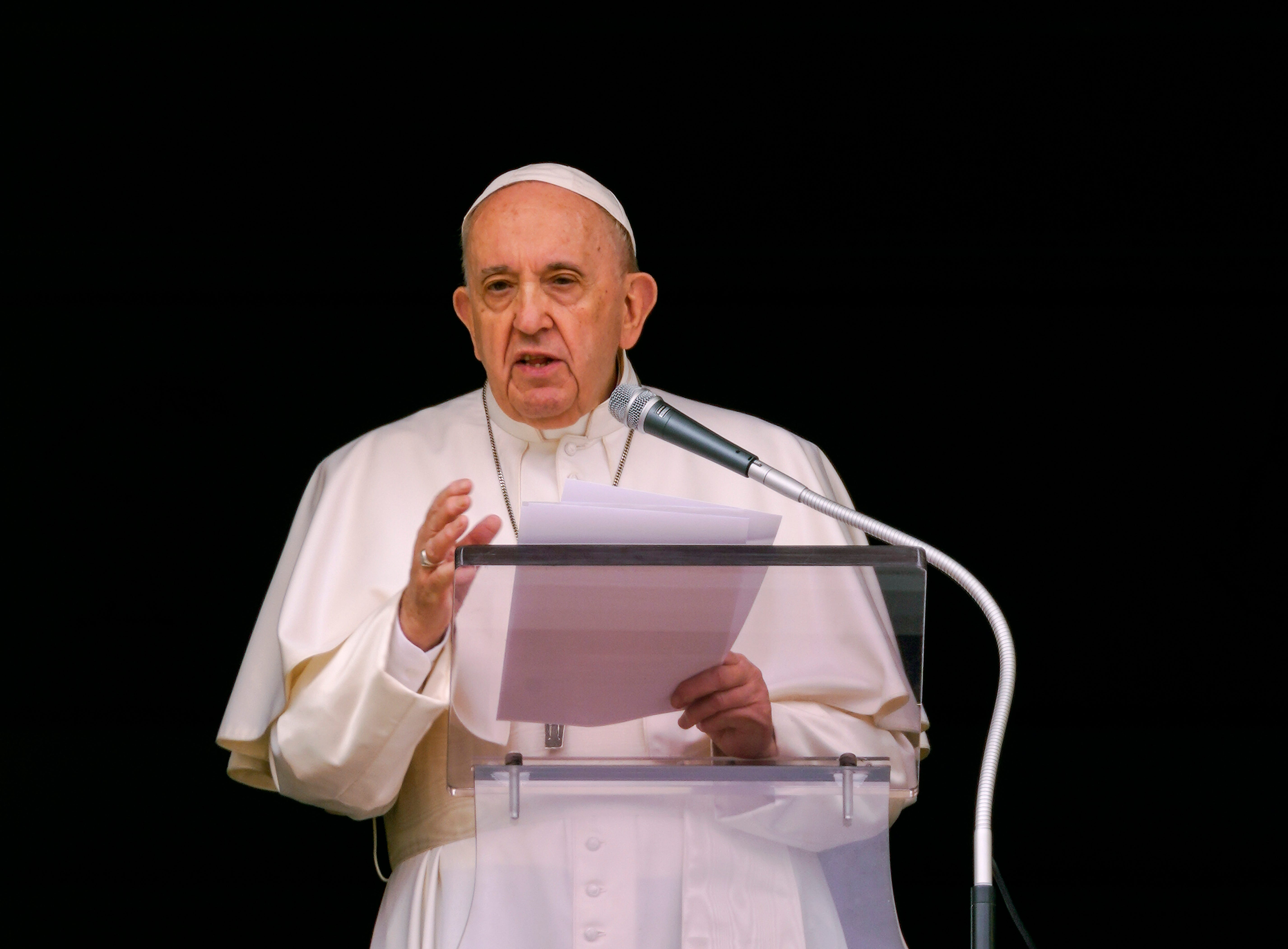 Pope voices 'pain' over Canadian Indigenous deaths, doesn't apologize 2