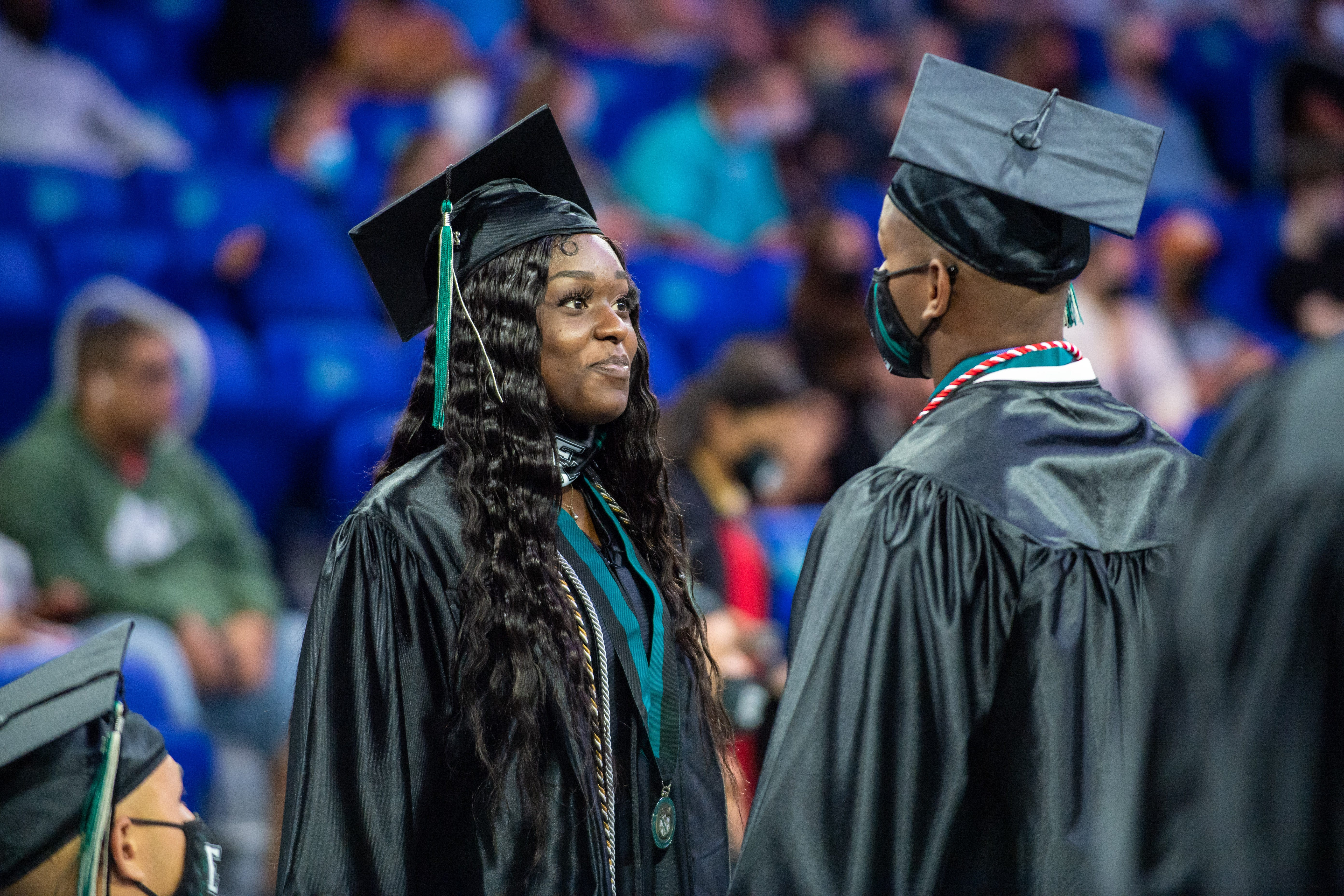 Graduation 2021: East Lee County High School 3