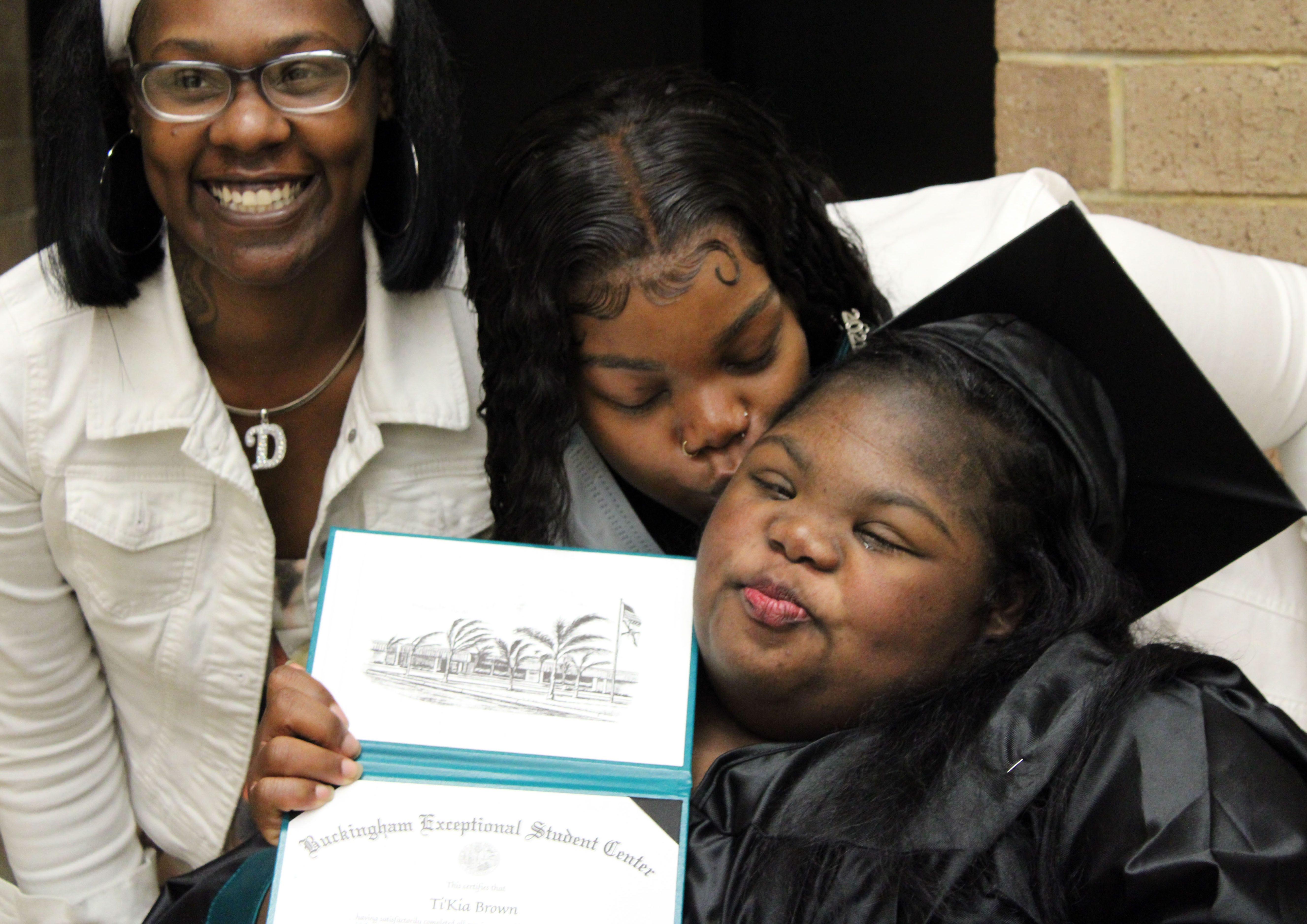 Graduation 2021: Buckingham Exceptional Center 3