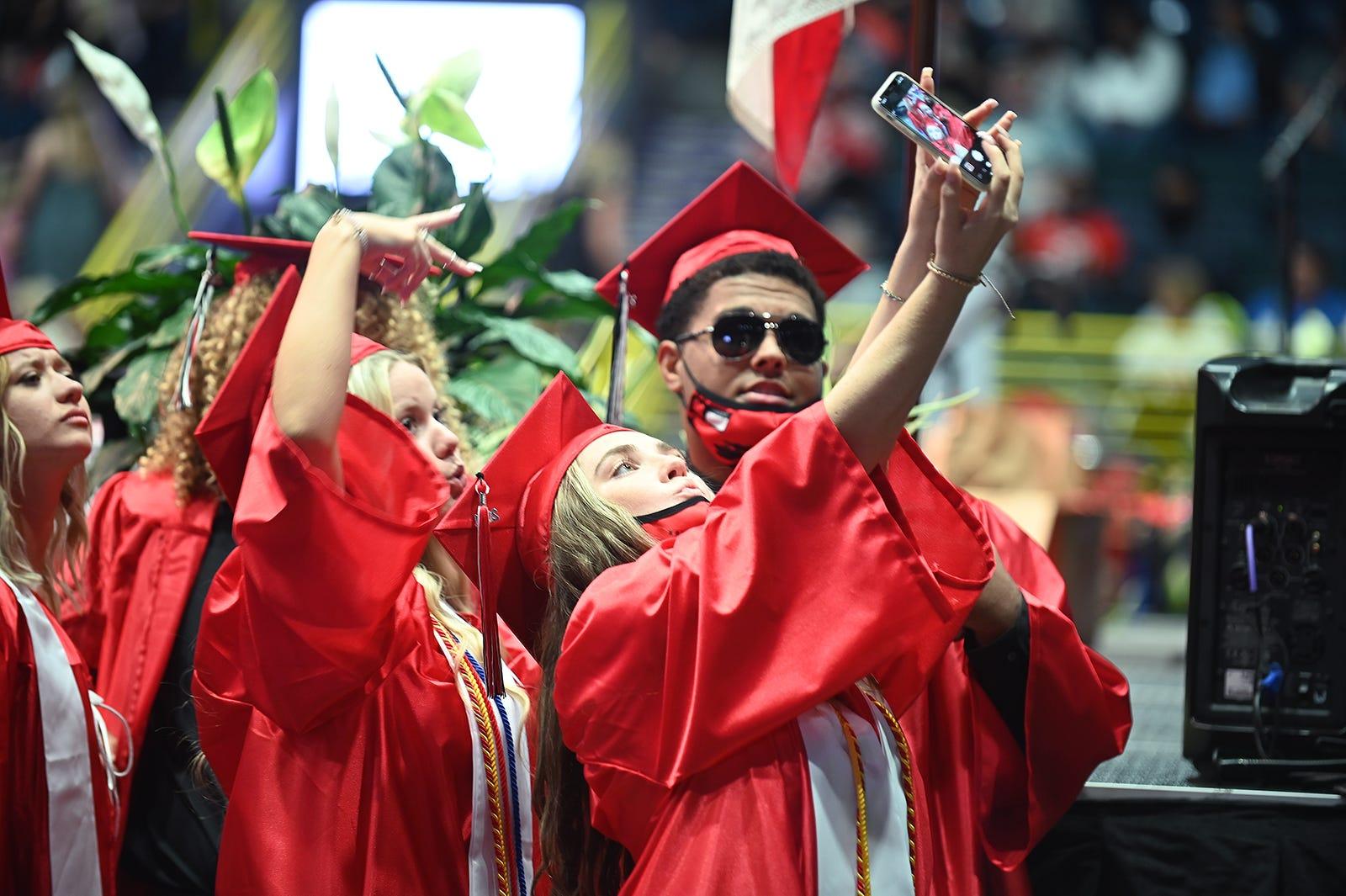 Graduation 2021: North Fort Myers High School 3