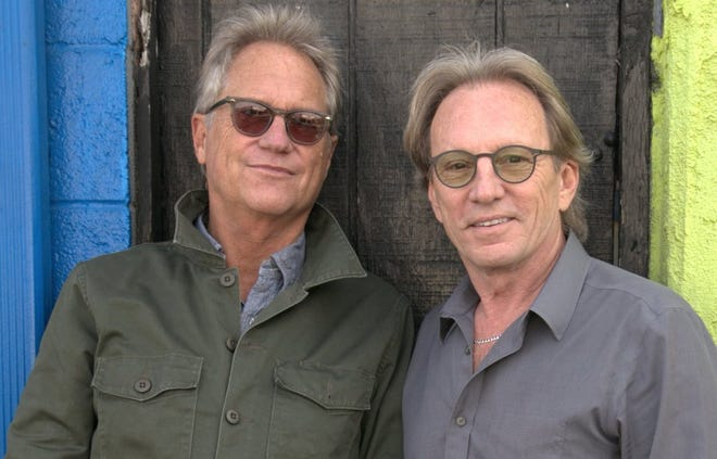 America, featuring original members Gerry Beckley and Dewey Bunnell, will perform Oct. 23 at the Akron Civic Theatre.