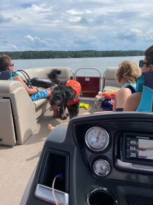 B.J. Jordan and his family have taken advantage of their membership with the Freedom Boat Club at Thurmond Lake. Jordan said they've used the boats at least 30 to 50 times since last May.