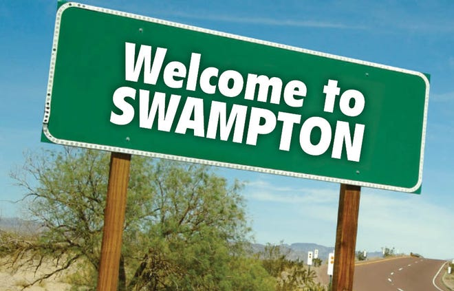Welcome to Swampton: A Fictional Column