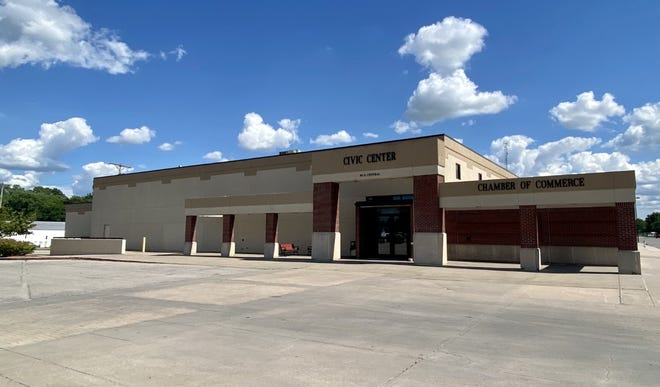 El Dorado Chamber of Commerce on 201 E Central Ave