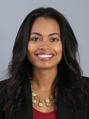 Jocelyn Gates becomes a senior associate athletics director at Ohio State.