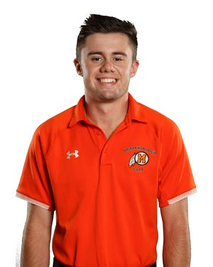Colby Allen of Middleboro has been selected to The Enterprise All-Scholastic Golf Team.