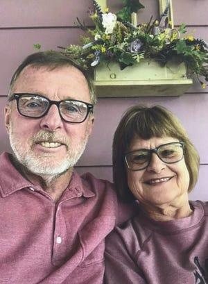 Jim and Patty Baltisberger