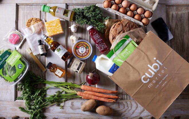 """Cubi Market aims to bring local products to customers without the need for direct-to-home transit and excessive packaging by """"meeting in the middle"""" using temperature-controlled lockers."""