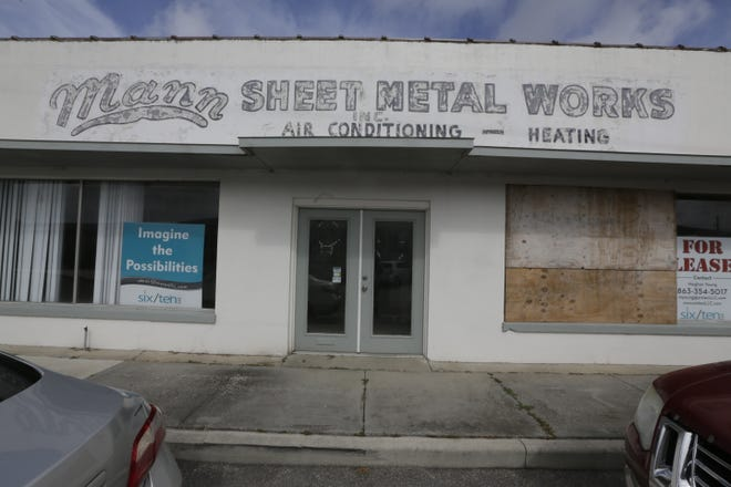 Renovation is underway on the old Mann Sheet Metal Works building on 5th St. Southwest. The building could soon house a photography studio in part of its 5400 square feet.